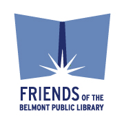 Friends of the Belmont Public Library logo